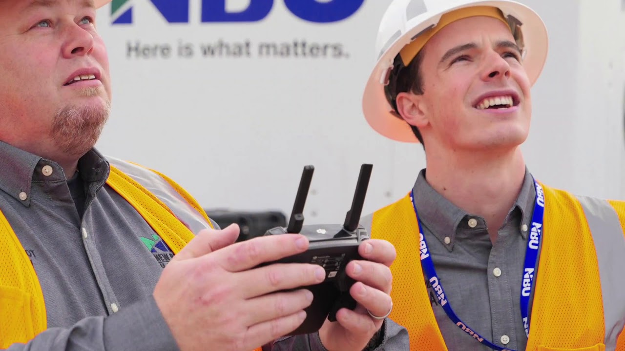 New Braunfels Utilities Drone Program