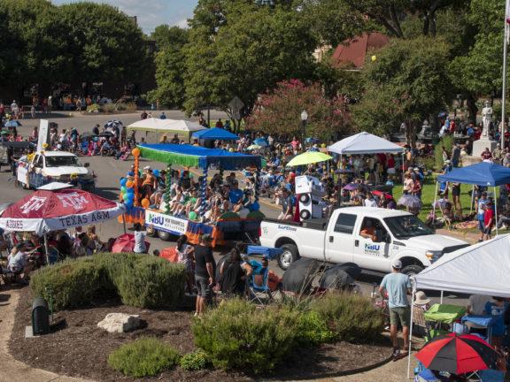 Comal County Fair Parade